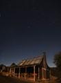 Craig's Hut by starlight