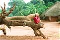 African Village Boy