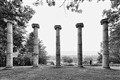 Columns at Storm King