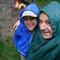 Liz and Van Rain Camp
