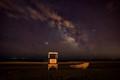 Milky Way Over 60th Street Beach