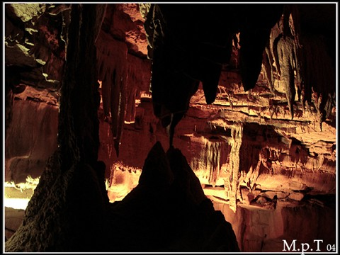 Mammoth Caves-Formations