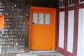 The Orange Door