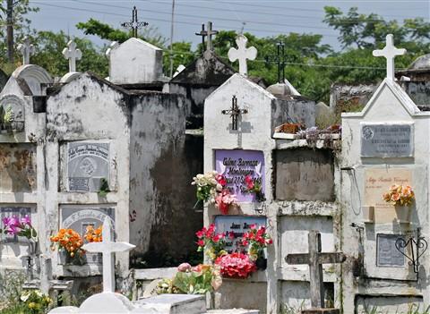 Cementerio de Mompos