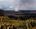 Kilauea Volcanic Cloud Rising