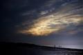 Summer beach sunset 001