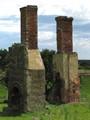 Old farmhouse ruins