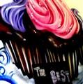 B Cupcake