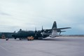 The First Drone's in Air Force C130