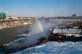 Rainbow @ Niagara Falls