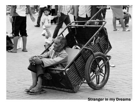 BW Stranger
