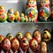 Dolls Plus Eggs