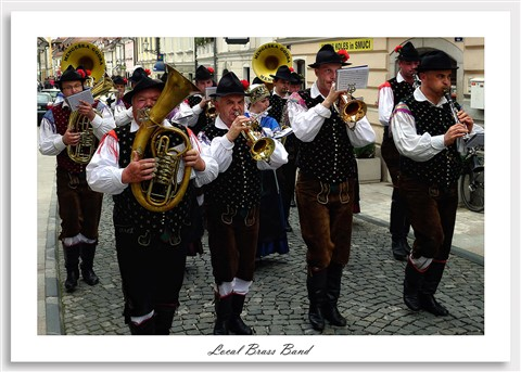 Mengeš brass band