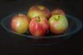 I love apples ..