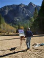 Yosemite painter
