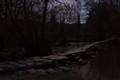 Taar Steps at night