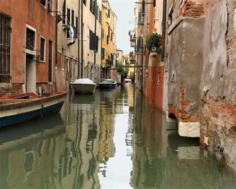 Quiet Canal #1