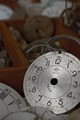 The spare parts of the vintage watch collector