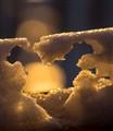 Wnd Carved Snow