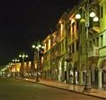 Street Lamps, Billuno, Italy