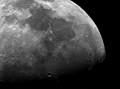 AstroPhysics 130 GTO scope, Lumenera video camera, RegiStax image stacking and wavelet sharpening