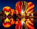 Balloon Reflections
