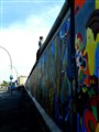 East side Gallery Berlin.