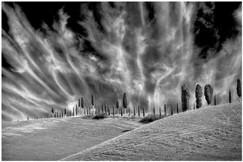 Tuscany Infrared