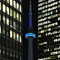 Toronto, alone in the night