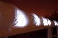 Snowy Lights
