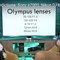 Olympus 2019 lenses