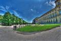 Munich Residence Garden