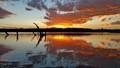 Drake Lake Sunset