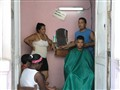 Barber shop in Cuba