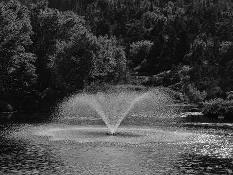 Fountain...