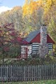 Early Settlers Log Cabin - circa 1750