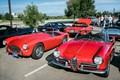 AC Bristol and 1960 Alfa Romeo Giulietta