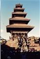 Temple at Bhaktapur, Kathmandu