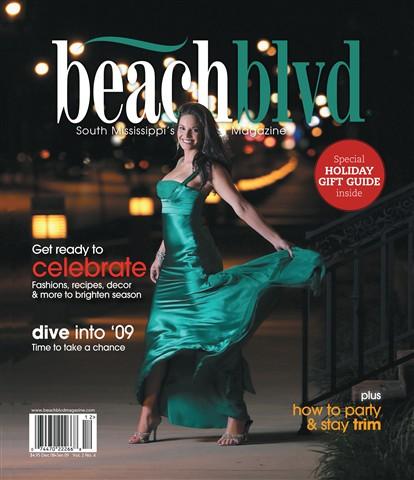 'beachblvd' magazine cover