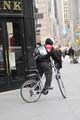 Delivery BikerNew York
