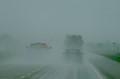 Summer Prairie Rain Storm