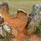 One of the Jars, destroyed by a direct bomb hit R1009214 Plain of Jars UXO