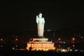 Buddha Statue in Hyderabad, India