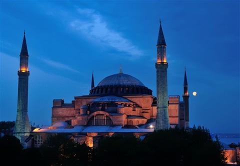 Süleymaniye twilight