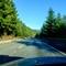 I-5 near Lake Samish