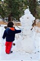 Fun with the Snowman