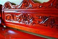 Hand-Carved Narra Bench