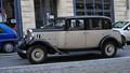 Citroen Rosalie (1934) in the streets of Bordeaux (France 2014)