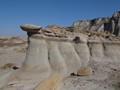 Alberta's Badlands Hoodoos