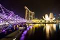 Singapore Sparkling Scene